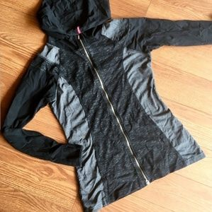 Hard Tail Tops - Hard Tail Scuba Hoodie with Thumb Holes